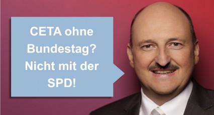 CETA ohne Bundestag